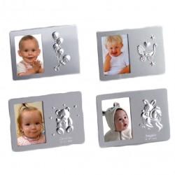 Portafotos aluminio