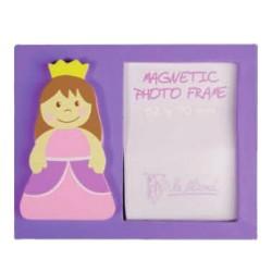 Portafotos princesa