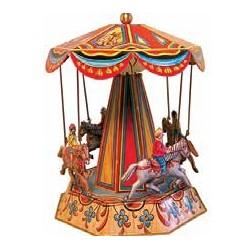 Carrusel caballos