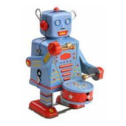 Robot tambor