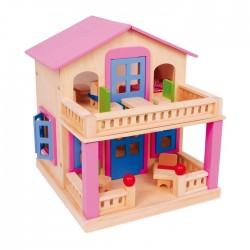 Casa de muñecas Clara