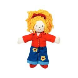 Muñeca de algodon para vestir