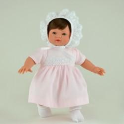 Tete vestido rosa