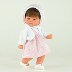 Bomboncín vestido rosa