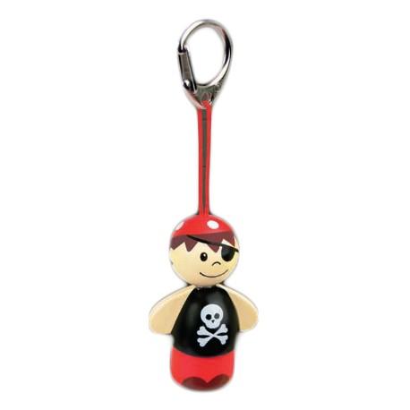 Llavero pirata