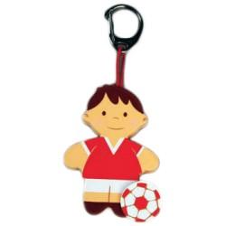 Llavero futbolista