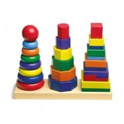 Piramide 3 en 1